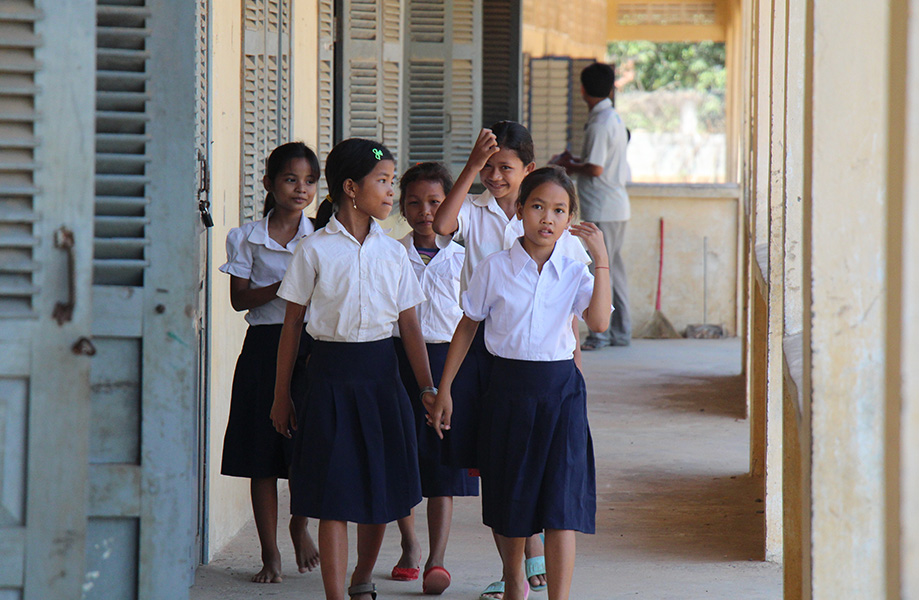 Tailored For Education in Cambodia