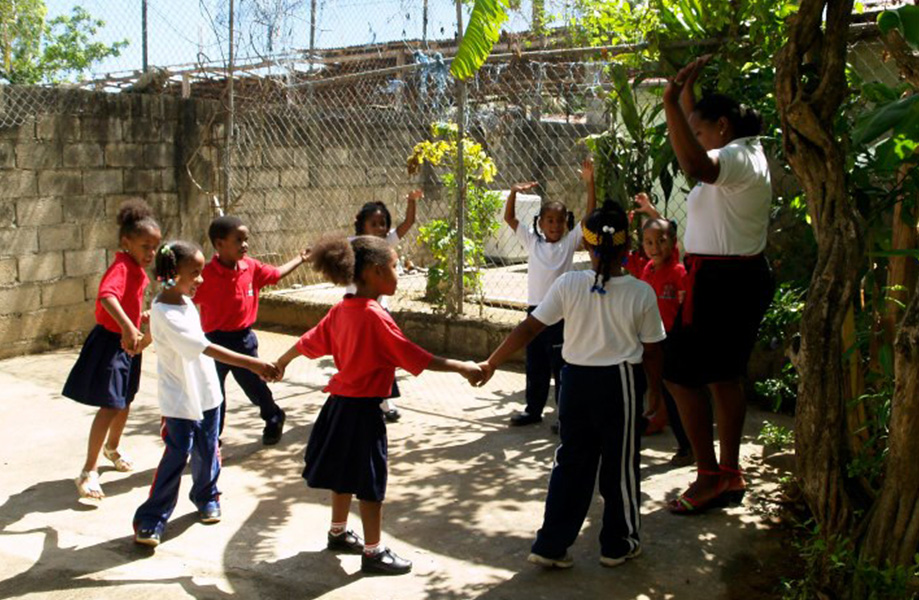 Tailored For Education in the Dominican Republic