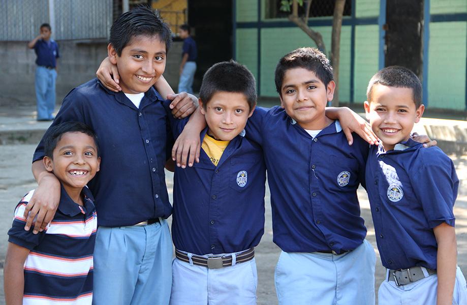 Tailored For Education in El Salvador