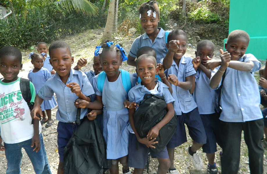 Tailored For Education in Haiti