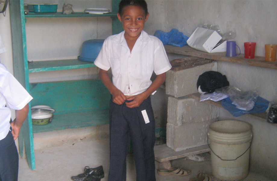 Tailored For Education in Honduras