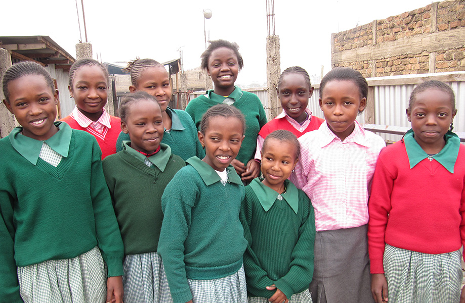 Tailored For Education in Kenya