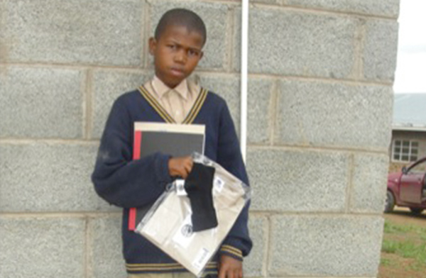 Tailored For Education in Lesotho