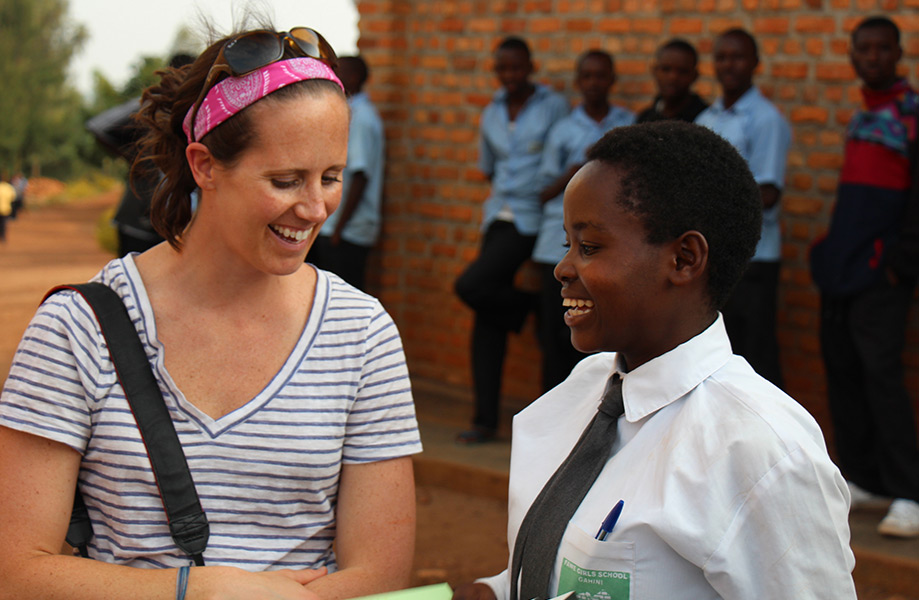 Tailored For Education in Rwanda