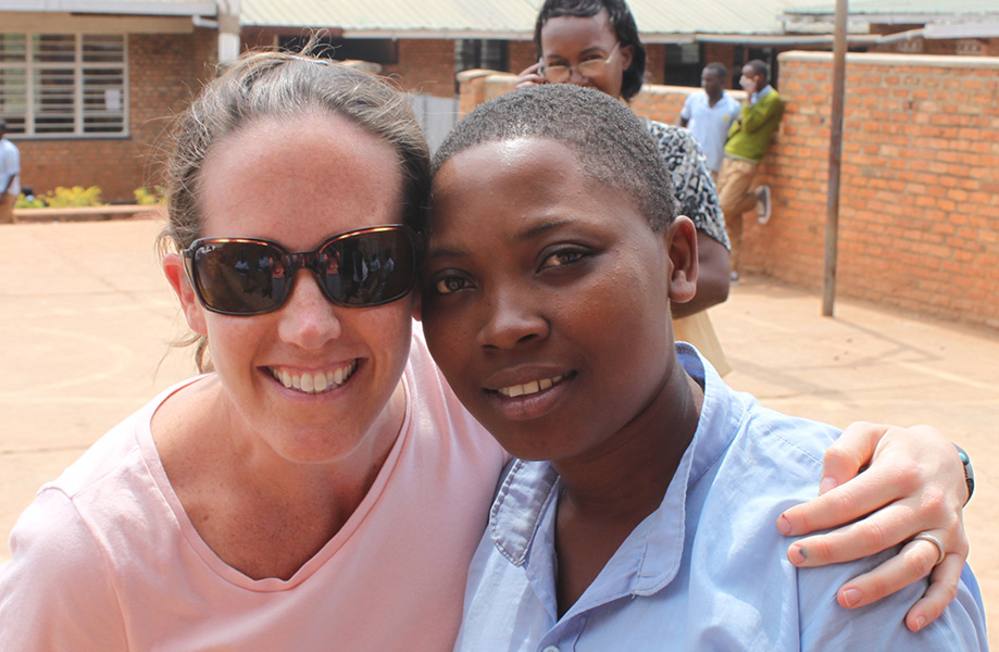 Tailored For Education in Rwanda
