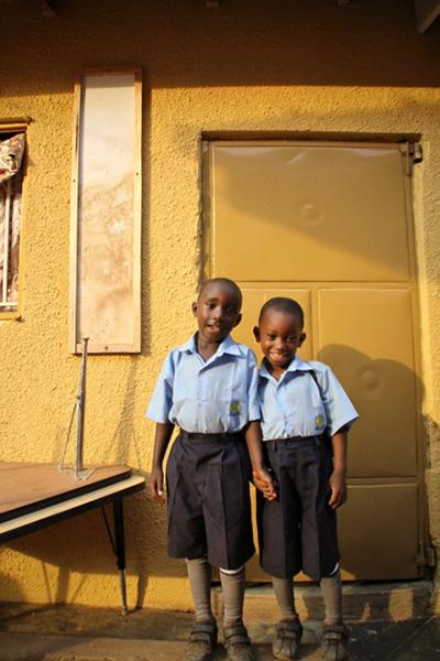 Tailored For Education in Uganda