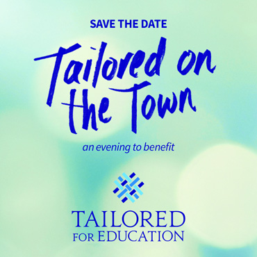 Tailored for Education August 2014 Blog Post