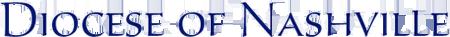 Diocese of Nashville logo