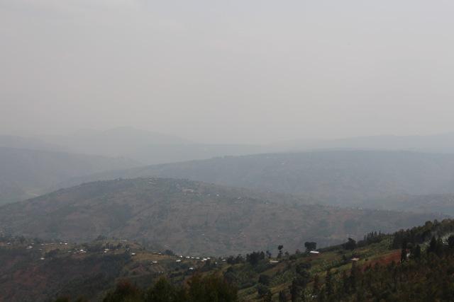 land of 1000 hills