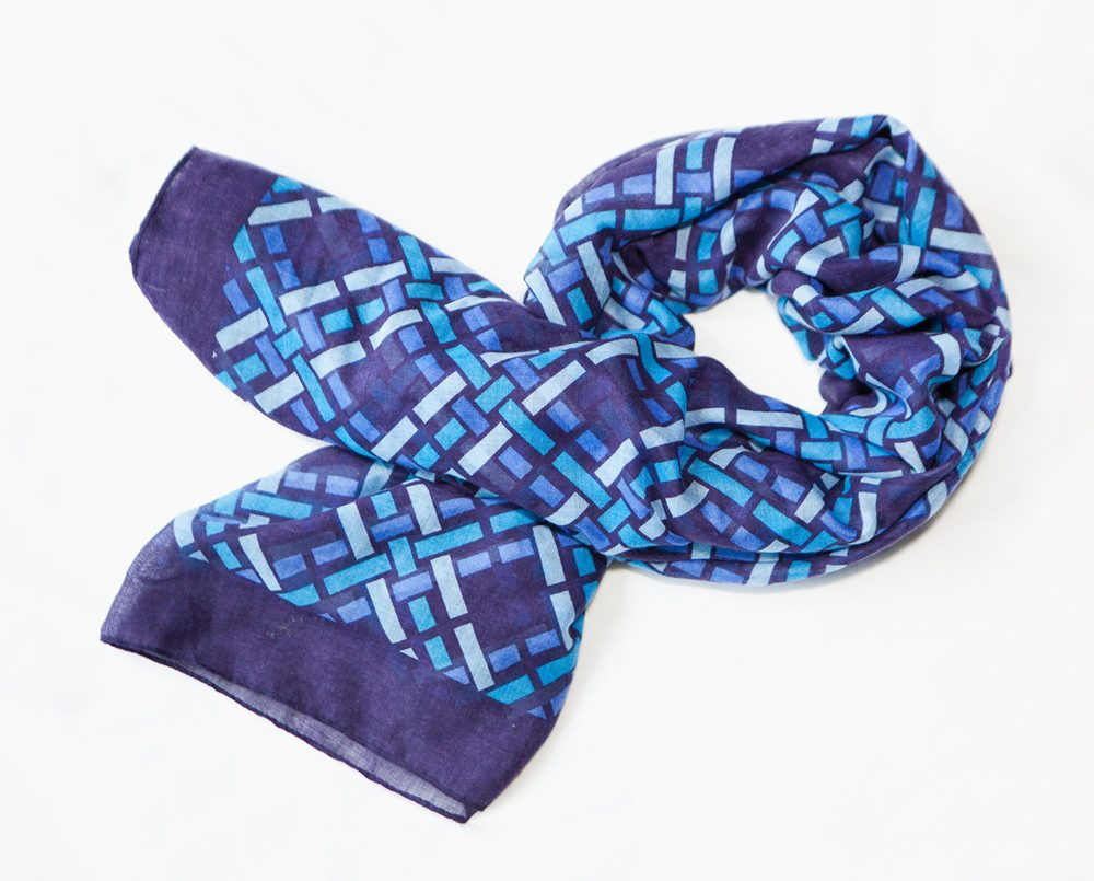 Woven in Hope Scarf by Tailored For Education