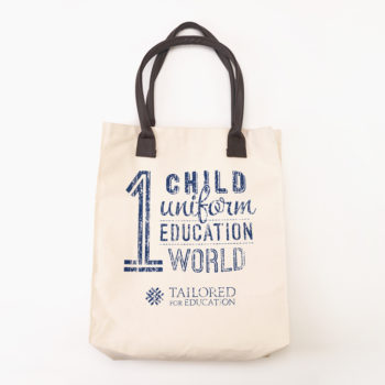 Tailored For Education Tote Bag